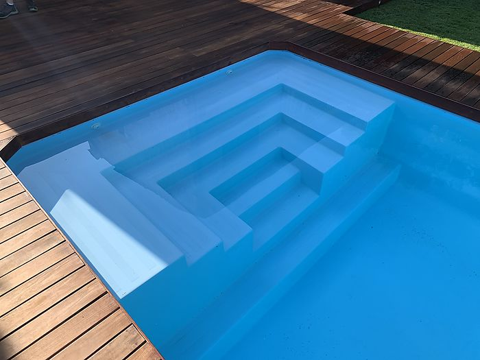 Piscina Rectangular L700