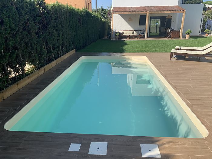 Piscina Rectangular C800